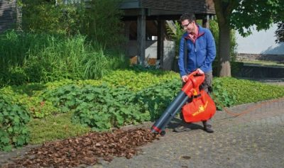 Wolf Garten bladblazer