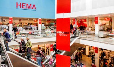 Hema winkelen