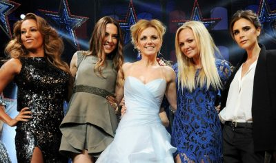 Concertkaarten Spice Girls