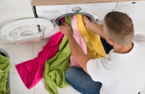 Wasmachine winnen
