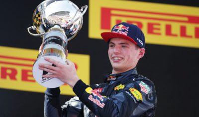 F1-reis naar de GP van Oostenrijk