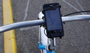 Fiets GPS