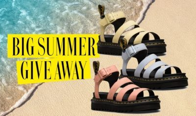 Grazia's Big Summer Give Away