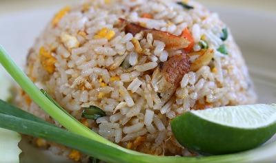Kookboek rijst gerechten winnen