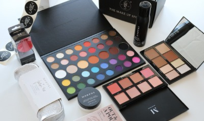 Morphe make-up