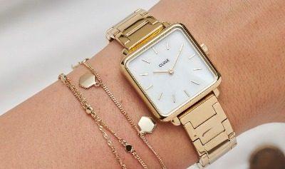 Winactie Cluse horloge