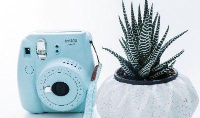 Instax Mini-9 camera winnen