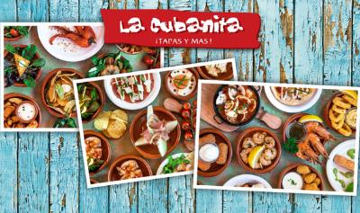 Win een tapasavond bij La Cubanita
