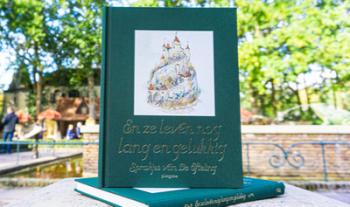 Win het groene sprookjesboek