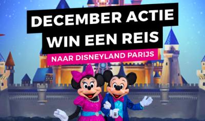 Win een reis naar Disneyland Parijs