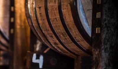 Een vat vol Whiskey
