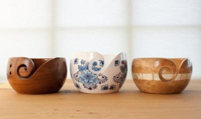 Durable Yarn Bowl