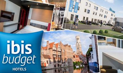 Ibis Jabbeke Brugge