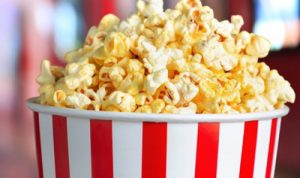 Gratis Popcorn