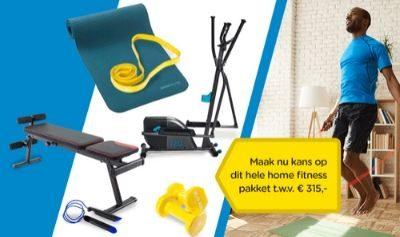 Home fitness pakket