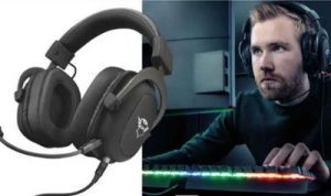 trust headset