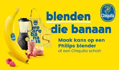 Chiquita blender