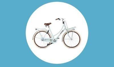 Popal fiets